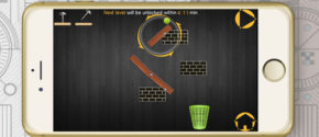 Mechanics Game : Ball in Bucket for iOS